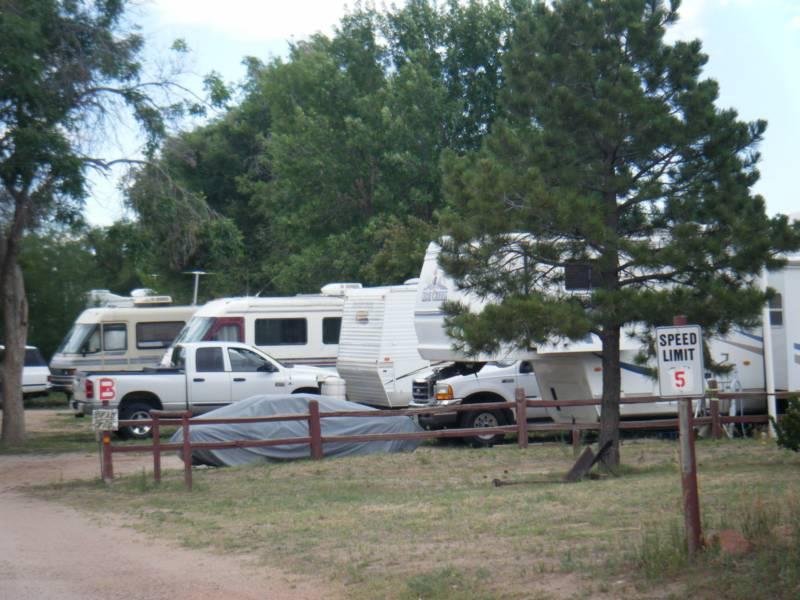 Wrangler Rv Motel Storage